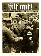 hilf mit! - Nazi Youth Magazine - 1936
