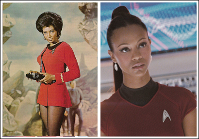 Star Trek Fashion Smackdown: Old vs. New