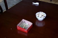 DSC_0013 (vicswift) Tags: china food lunch roadtrip toothpicks garlic xinjiang silkroad idp