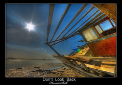 Dont Look Back [HDR] (Hussain Shah.) Tags: port d50 nikon sigma kuwait 1020mm hdr doha shah hussain