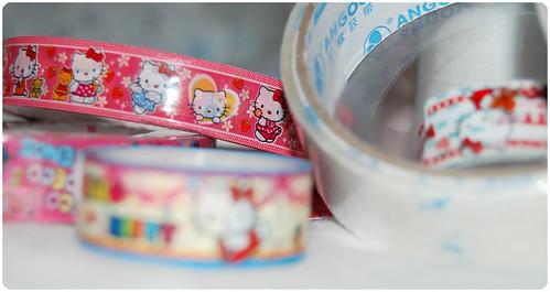 Hello Kitty Deco tape