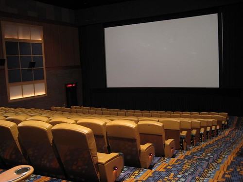 Inside the Cineplex