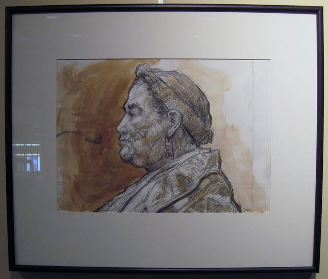 Rigoberta Menchu by ellenmac11