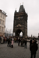 Altstädter Brückenturm - Prag