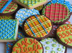 Patterned Cookie Collection (Whipped Bakeshop) Tags: philadelphia patterns philly dots plaid christmascookies squiggles diagonals cornelli holidaycookies zoelukas whippedbakeshop patternedcookies bestofphilly2010 philadelphiacakescookiesandcupcakes
