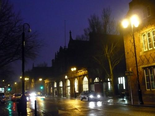 Stoke-on-Trent Station
