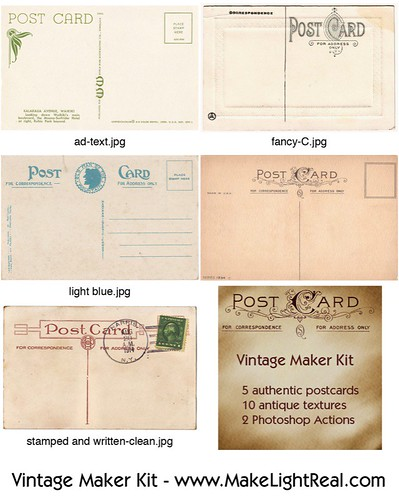 Vintage Maker Package