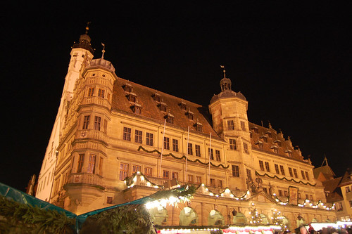 Rathaus - Rothenburg ob der Tauber, Germany