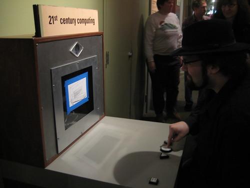Josh Fixes 21st Century Computing