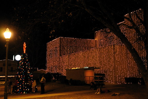 Christmas in Burnet