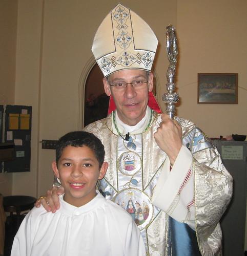 Bp Finn & Jesus