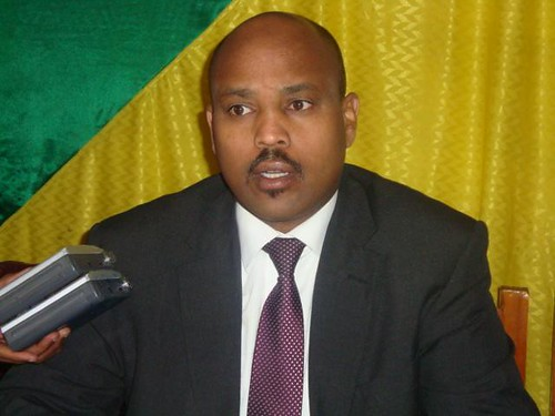 Dr Mohamed Abdilahi Omar Of Kulmiye Party by yusuf dahir.
