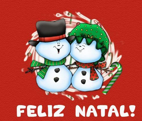 Feliz Natal para todos!!!