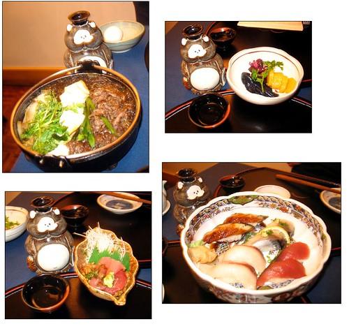 Ichibei, a Japanese restaurant in Ottawa