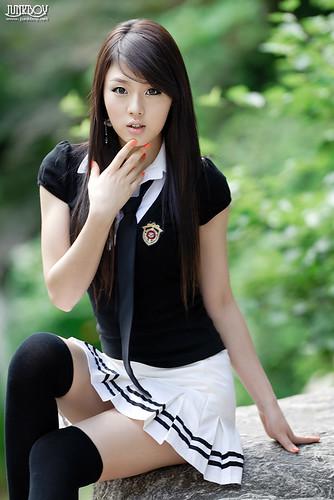 Сексуальные фото кореянки
