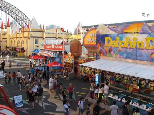 Luna Park (Aeriel view)