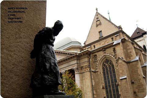 日内瓦老街教堂
