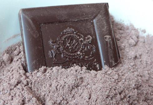 Schokoladenpuddingpulver selbst gemacht