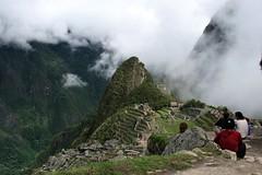 Machu Picchu - Wayna Picchu Mountain