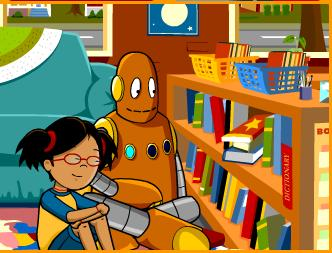 BrainPopJr.Movie of the Week -- Choosing a Book