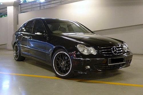Mercedes C200K