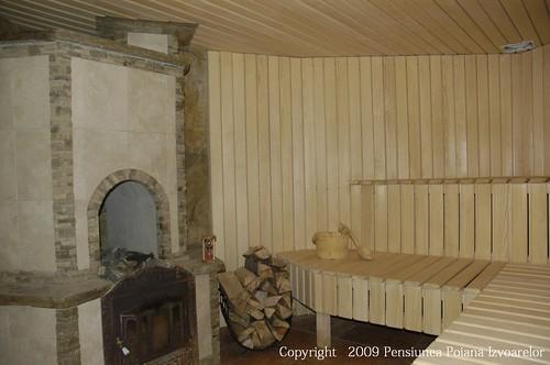 sauna traditionala vatra dornei pensiune poaian izvoarelor