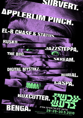 Noise now (RanSegall) Tags: music festival poster hebrew noise dubstep