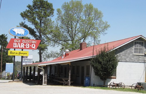 Old Clinton BBQ