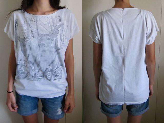 Altered Deer Shirt