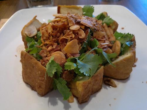 Burmese Shan Tofu