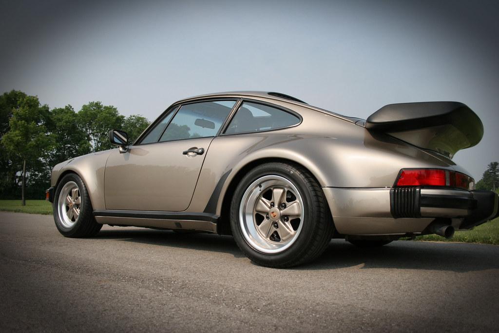 1984 Porsche 911 Factory Turbo Look Rennlist Porsche