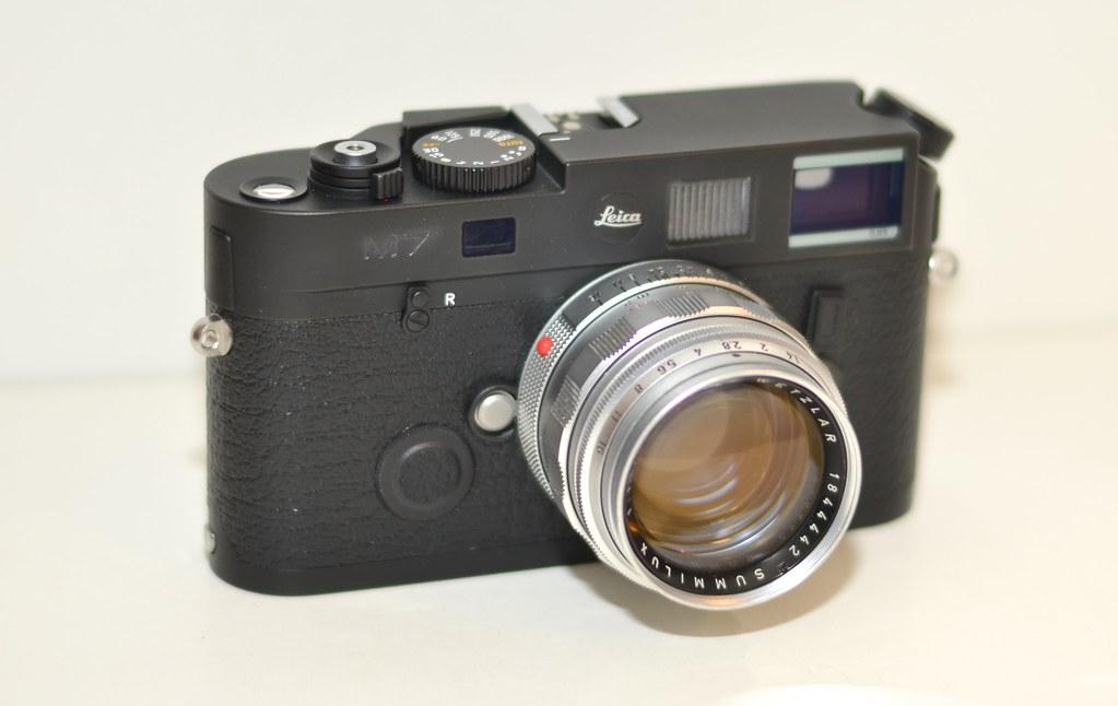 Undercover Leica M7