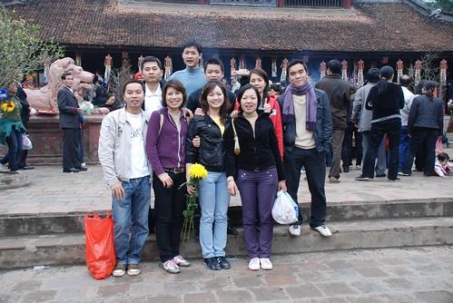 Perfume pagoda Feb 2008