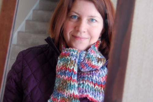 spt :: my 12-hour scarf