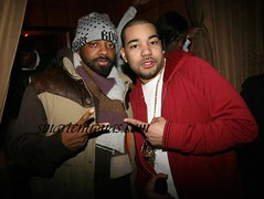 rocko Self-Made album release party 6