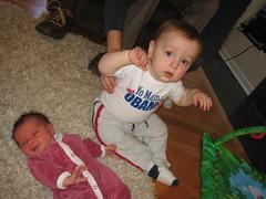 Eliara and Leo