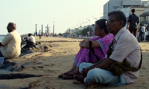 Pondicherry Promenade I