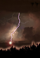 Lightning. Foto: DaddyOh - Creative Commons License