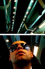 Lights (Master Mason) Tags: voyage trip portrait train self lights explore journey autoritratto luci treno viaggio mastermason sisieralasceltamaquellamicalososeèbuona saràlasceltagiusta perilmomentobastachesiabuona sisibuonamipiacemoltoilriflessodellapartesuperiorecheritornasugliocchiali noneraproprioquelloilsensomainsommadailafotoalmenoèvenutabened okokintantomiprendoicomplimentieringrazio
