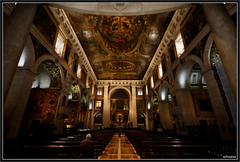 So Roque (schwana) Tags: art portugal church canon lisboa lisbon ceiling roque 2008 so sigma1020mm abigfave eos400d picturefantastic theperfectphotographer ilustrarportugal srieouro