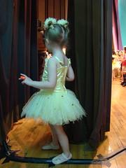 Ada's ballet recital