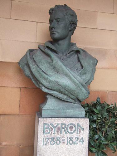 Florilège de poèmes de Lord Byron
