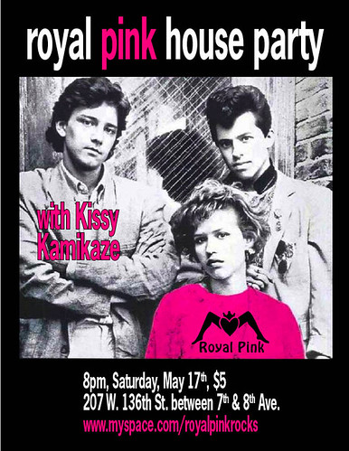 Royal Pink House Party!