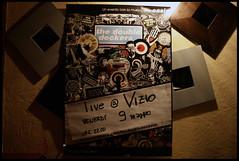 Live @ Al Vizio Pub (Sartori Simone) Tags: music geotagged lights livemusic musica luci padova britpop allrightsreserved musicadalvivo piovedisacco brugine simonesartori thedoubledeckers livealviziopub