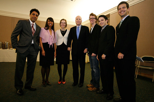 John McCain And Me (And Some Other People).