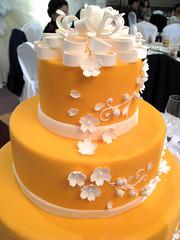 2531827249 4ecc9bf9e1 m Baú de ideias: Decoração de casamento laranja