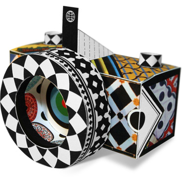 printable pinhole camera
