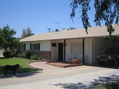 My New Phoenix House: Front of House (alist) Tags: arizona house phoenix move alist arcadia robison alicerobison ajrobison