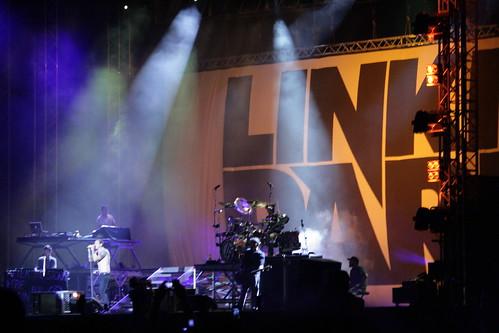 Live LP at HJF -