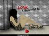 LOVE a Beautiful lie (Č Ą T_Ğ ! я Ļ) Tags: woman love girl beautiful cat sad heart lie romantic kuwait q8 تصميم بنت قلب حلوه قطوة كويت حب رسم حزين رومانسي كذب مرأة